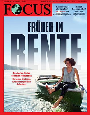 FOCUS Zeitschriftenabo