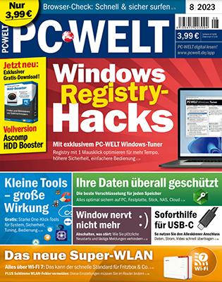 PC WELT + Zeitschriftenabo