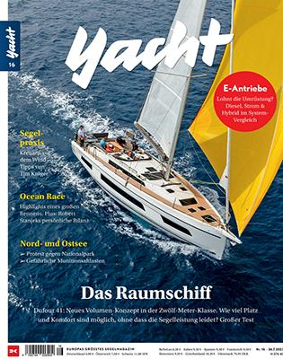 YACHT Zeitschriftenabo