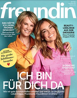 FREUNDIN Zeitschriftenabo